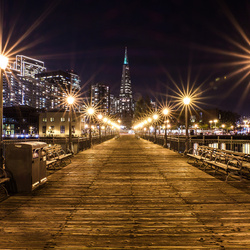 Jigsaw puzzle: San Francisco waterfront