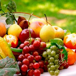 Jigsaw puzzle: Fruits