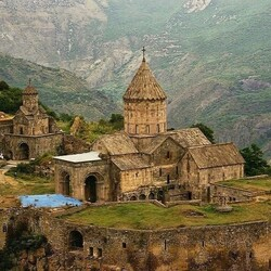 Jigsaw puzzle: Antiquities of Armenia