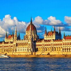 Jigsaw puzzle: Hungarian Parliament