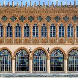 Jigsaw puzzle: John and Mabel Ringling Museum