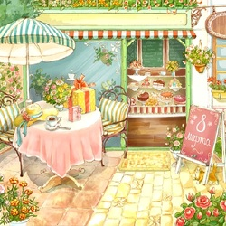 Jigsaw puzzle: Spring mood