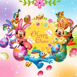 Jigsaw puzzle:  Easter mood