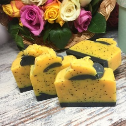 Jigsaw puzzle: Soap with seeds