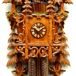 Jigsaw puzzle: Antique cuckoo clock