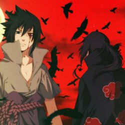 Jigsaw puzzle: Sasuke and Itache