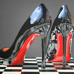 Jigsaw puzzle: Louboutins