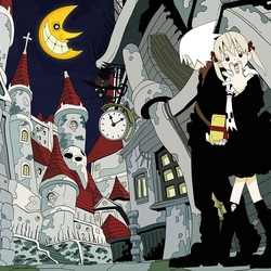 Jigsaw puzzle: soul Eater