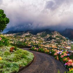 Jigsaw puzzle: Madeira