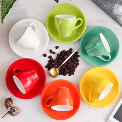 Jigsaw puzzle: Mugs and saucers
