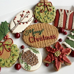 Jigsaw puzzle: Christmas cookies