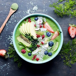 Jigsaw puzzle: Smoothie Bowl