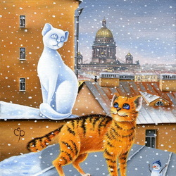Jigsaw puzzle: Snow Galatea