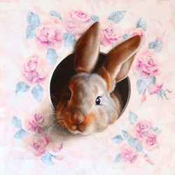 Jigsaw puzzle: Rabbit