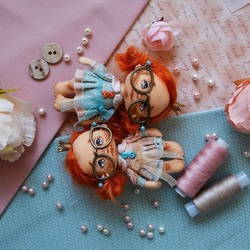 Jigsaw puzzle: Mini dolls
