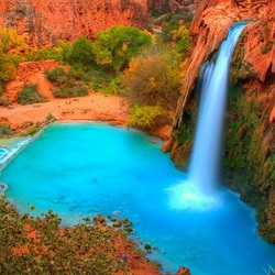 Jigsaw puzzle: Mooney Falls