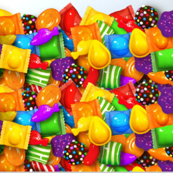 Jigsaw puzzle: Bright lollipops