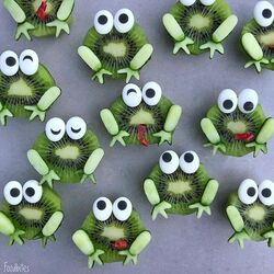 Jigsaw puzzle: Frogs