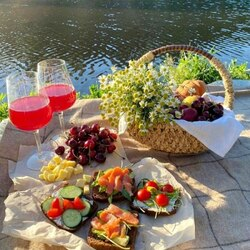 Jigsaw puzzle: Picnic