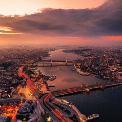 Jigsaw puzzle: Golden Horn Bay
