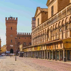 Jigsaw puzzle: The Magic Ferrara