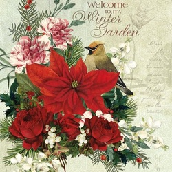 Jigsaw puzzle: Winter bouquet
