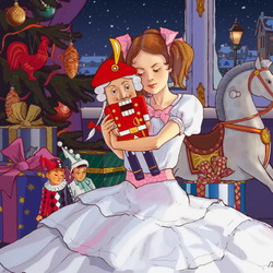 Jigsaw puzzle: The Nutcracker and the Mouse King