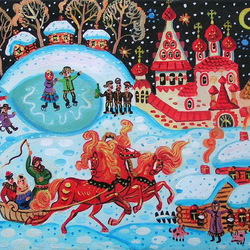 Jigsaw puzzle: Christmas party