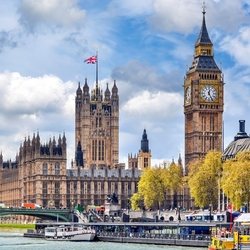 Jigsaw puzzle: London