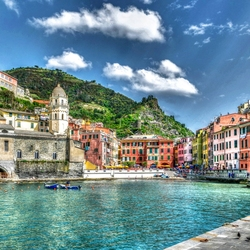Jigsaw puzzle: Vernazza