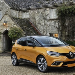 Jigsaw puzzle: Renault Scenic 2016