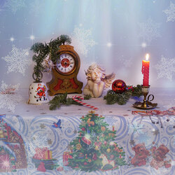 Jigsaw puzzle: Christmas Eve