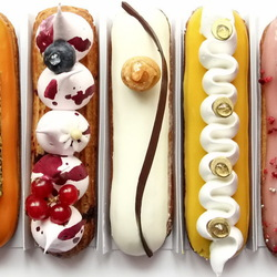 Jigsaw puzzle: Eclairs