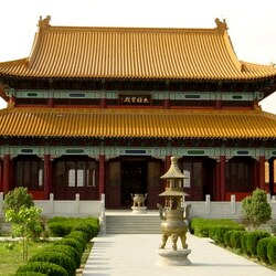 Jigsaw puzzle: Temple of Confucius