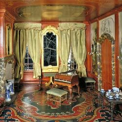 Jigsaw puzzle: Miniature Rooms James Thorne