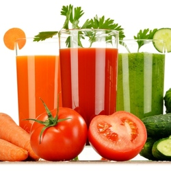 Jigsaw puzzle: Juices