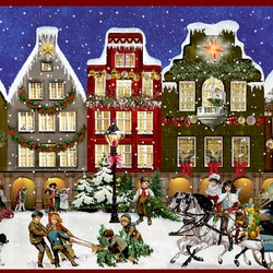 Jigsaw puzzle: Waiting for Christmas