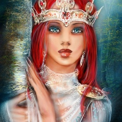 Jigsaw puzzle: Princess