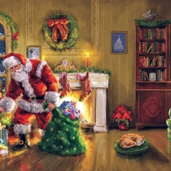 Jigsaw puzzle: Christmas presents