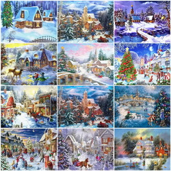Jigsaw puzzle: Christmas collage