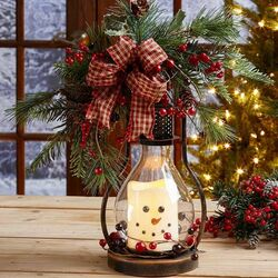 Jigsaw puzzle: Christmas candles