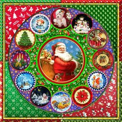Jigsaw puzzle: Christmas ornament