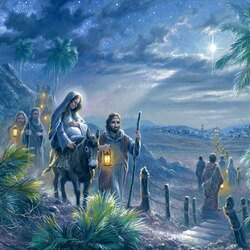 Jigsaw puzzle: Road to Bethlehem