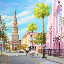 Jigsaw puzzle: Charleston