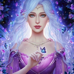Jigsaw puzzle: Fairy queen