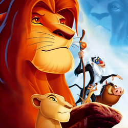 Jigsaw puzzle: Lion king
