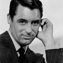 Jigsaw puzzle: Bygone Hollywood Era by Cary Grant