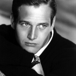Jigsaw puzzle: Bygone Hollywood Age by Paul Newman