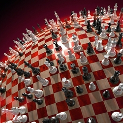 Jigsaw puzzle: Chess