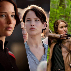 Jigsaw puzzle: Katniss Everdeen